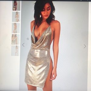 Fashion nova dress. NEW, NEVER WORN